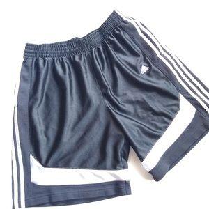 Adidas • men's XL black athletic running shorts